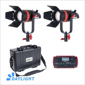 CAME-TV Q-55W Boltzen Kit de 2