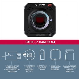 Pack Z-Cam E2 M4