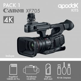 Pack 1 Canon XF705