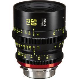 Objetivo Cine Meike 50 mm T2.1 FF-Prime (montura PL)