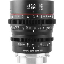 Objetivo Cine Meike 35 mm T2.1 (montura EF)