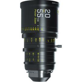 DZOFilm Pictor 20 a 55 mm T2.8 Lente con zoom parfocal Super35 (montura PL y montura EF)