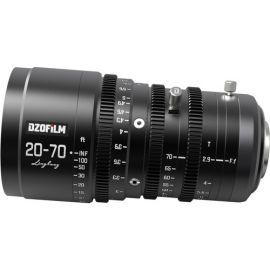 Lente de cine parafocal DZOFilm DZO 20-70 mm T2.9 MFT