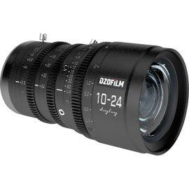 Lente de cine parafocal DZOFilm DZO 10-24 mm T2.9 MFT