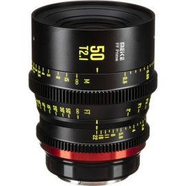 Lente Cine Meike 50 mm T2.1 FF-Prime (montura L)