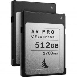 Angelbird Match Pack tarjetas de memoria para Canon C300 y C500
