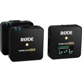 RODE Wireless GO II Micrófono Inalámbrico