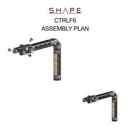 SHAPE PARA SONY FX6 CONTROLLER TOP HANDLE