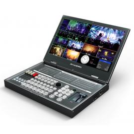 AVMATRIX PVS0615 Conmutador de video multiformato de 6 canales