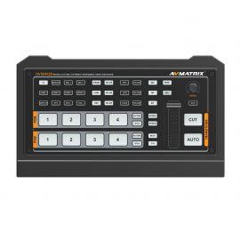 AVMATRIX HVS0402U Micro 4 CH HDMI Mezclador de video / Streaming