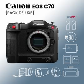 Pack DELUXE Canon EOS C70