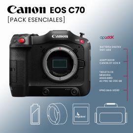 Pack Esenciales Canon EOS C70