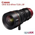 CANON CN-E 15,5-47mm T2,8 L SP
