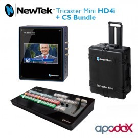 NEWTEK TRICASTER MINI HD-4i Bundle