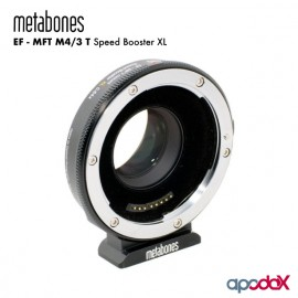 METABONES EF - MFT M4/3 T Speed Booster XL