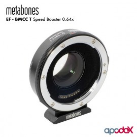 METABONES EF - BMCC T Speed Booster 0.64x