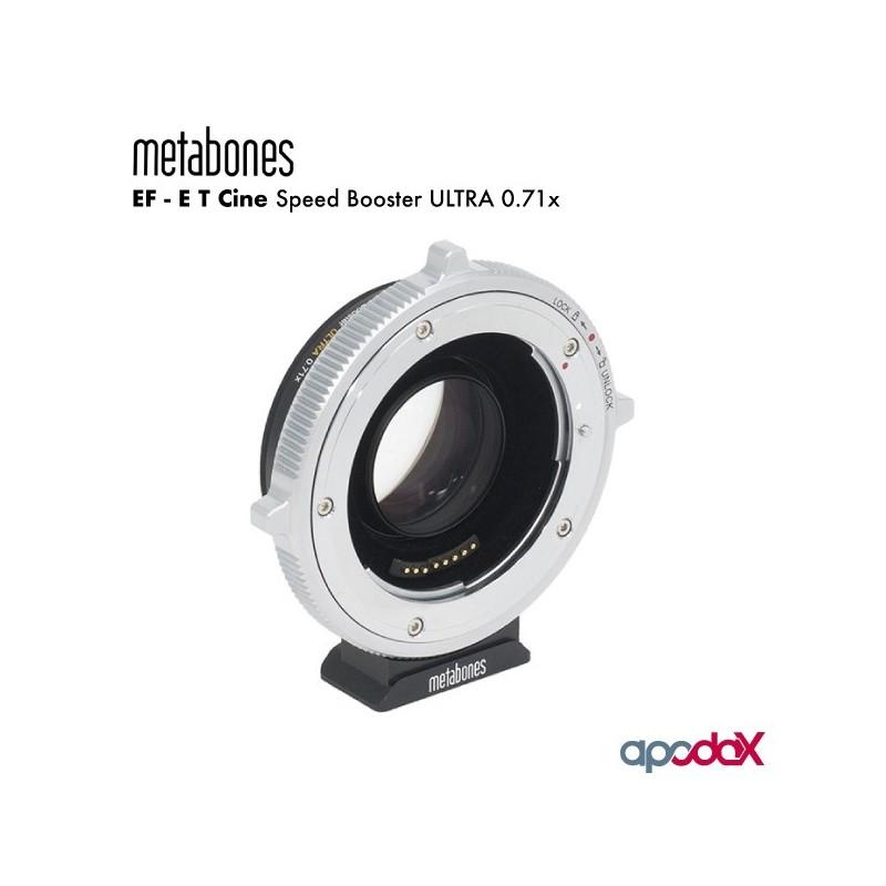 METABONES EF - E T Cine Speed Booster ULTRA 0.71x