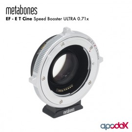 METABONES EF - E T Cine Speed Booster ULTRA 0.71x