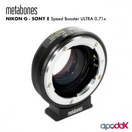METABONES NIKON G - SONY E Speed Booster ULTRA 0.71x