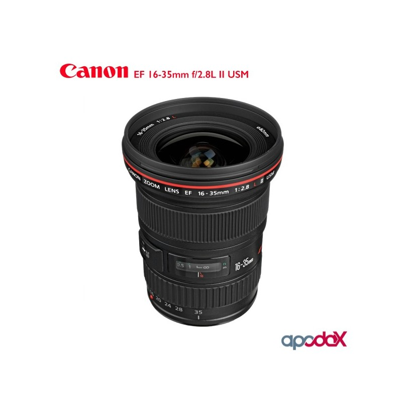 CANON EF 16-35mm f/2.8L II USM (Descontinuado)
