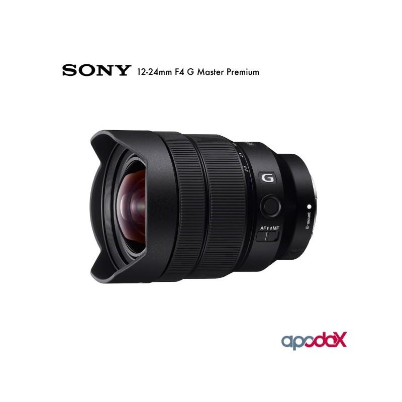 SONY 12-24mm F4 G Master Premium
