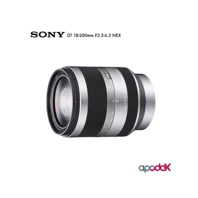 SONY DT 18-200mm F3.5-6.3 NEX