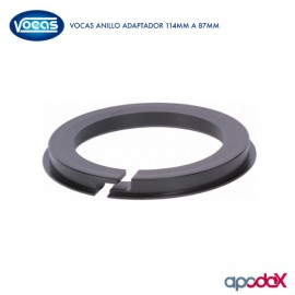 VOCAS ANILLO ADAPTADOR 114MM A 87MM
