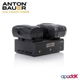 ANTON BAUER DUAL V-MOUNT CHARGER