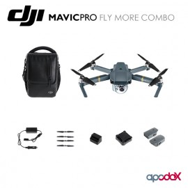 DJI MAVIC FLY MORE COMBO
