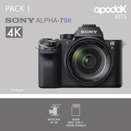 PACK 1 - SONY A7 SII