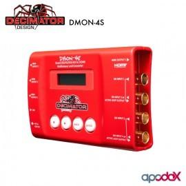 DECIMATOR DMON-4S