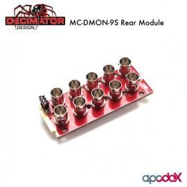 DECIMATOR MC-DMON-9S Rear Module