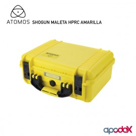 ATOMOS SHOGUN MALETA TRANSPORTE HPRC AMARILLA