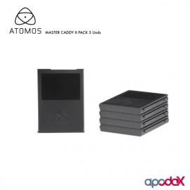 ATOMOS MASTER CADDY II PACK 5 Unds.