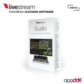 LIVESTREAM LS-STUDIO SOFTWARE