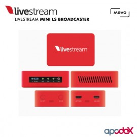 LIVESTREAM MINI LS BROADCASTER