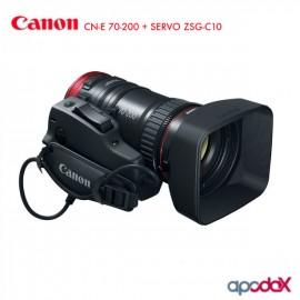 CANON CN-E 70-200 + SERVO ZSG-C10