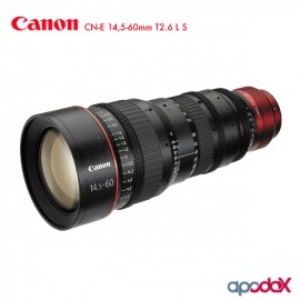 CANON CN-E 14,5-60mm T2.6 L S ( Descontinuado )