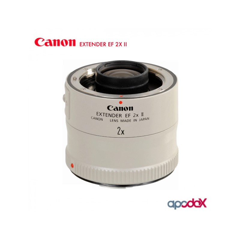CANON EXTENDER EF 2X II
