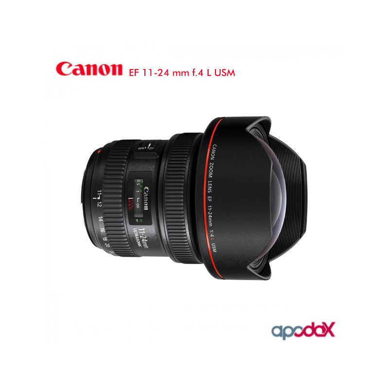 CANON EF 11-24 mm f.4 L USM