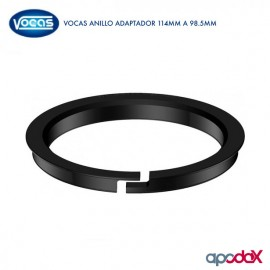 VOCAS ANILLO ADAPTADOR 114MM A 98.5MM