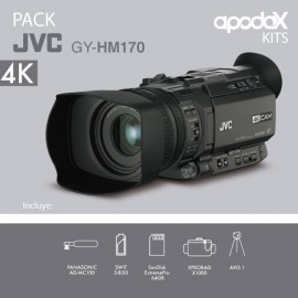 PACK - JVC GY-HM170