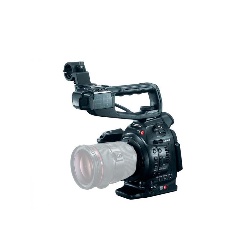 CANON EOS C100 + DAF (Foco Digital Automático)