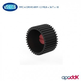 VOCAS DRIVE GEAR PARA MF-CS2 M0,8 x 36 T x 18