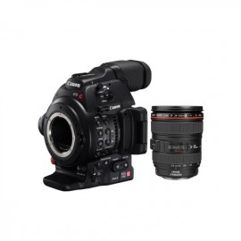 CANON EOS C100 MARK II + 24-105MM F/4 IS USM