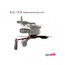 SHAPE Baseplate Bundle Rig para FS5