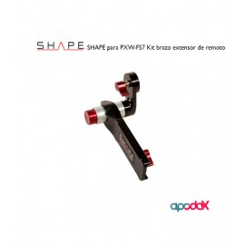 SHAPE para PXW-FS7 Kit brazo extensor de remoto