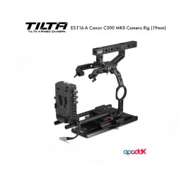 Tilta Canon C300 MkII Camera Support Rig