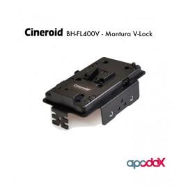 CINEROID BH-FL400V - Montura V-Lock