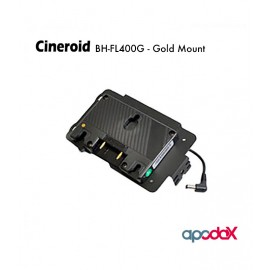 CINEROID BH-FL400G - Gold Mount